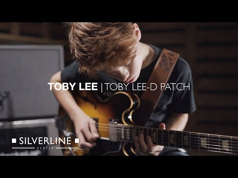 Silverline | Toby Lee 'Toby Lee'd' Patch | Blackstar