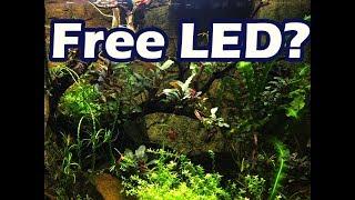 TankTour -Free LED Light drawing?