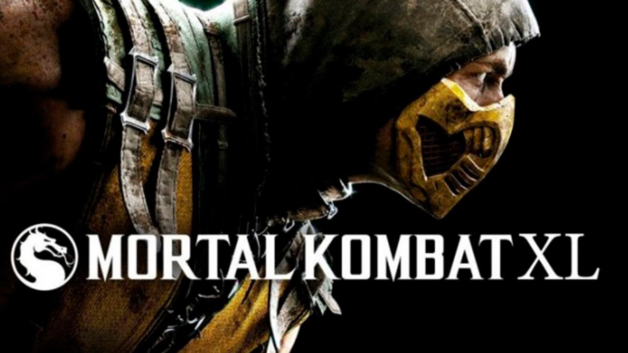 Mortal Kombat Xl Wallpaper: NOVO Mortal Kombat XL Anunciado