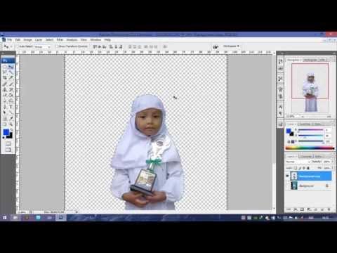 Cara Crop Foto atau Potong Gambar Super Cepat dengan Photoshop (Tutorial Photoshop Bahasa Indonesia).