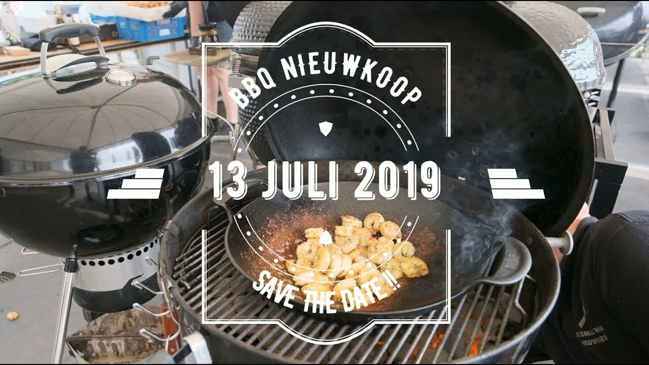BBQ Nieuwkoop promo 2019