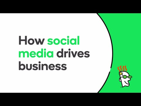 How To Use Social Media for Business   GoDaddy