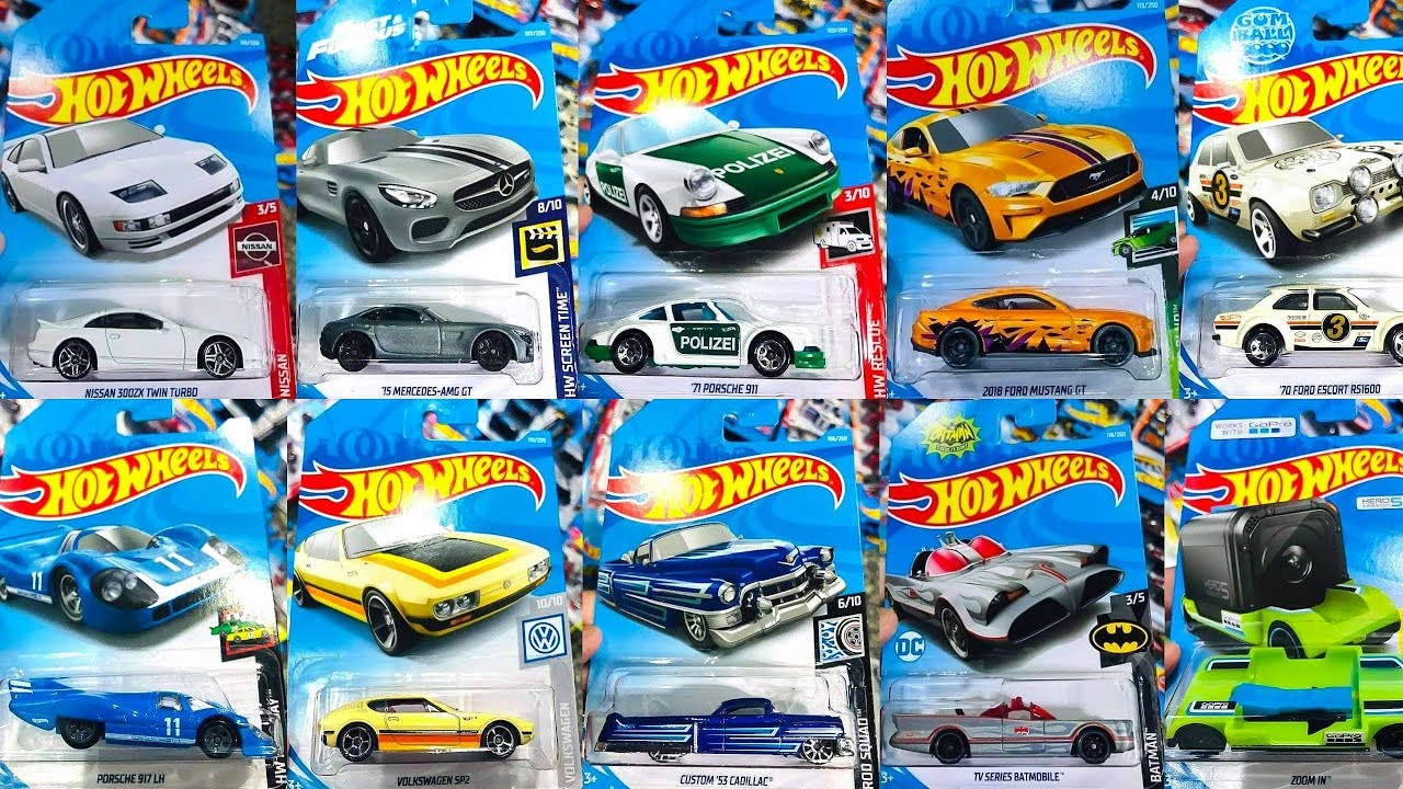 new hot wheels 2019 e case cars youtube. Black Bedroom Furniture Sets. Home Design Ideas