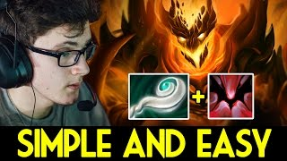 Miracle- DOTA 2 [Shadow Fiend] Simple and Easy