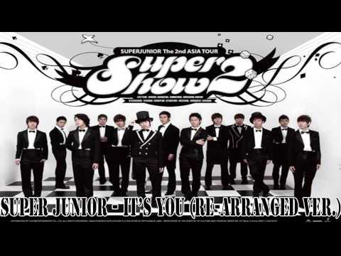 MP3 DL Super Junior  Its You REMIX VER