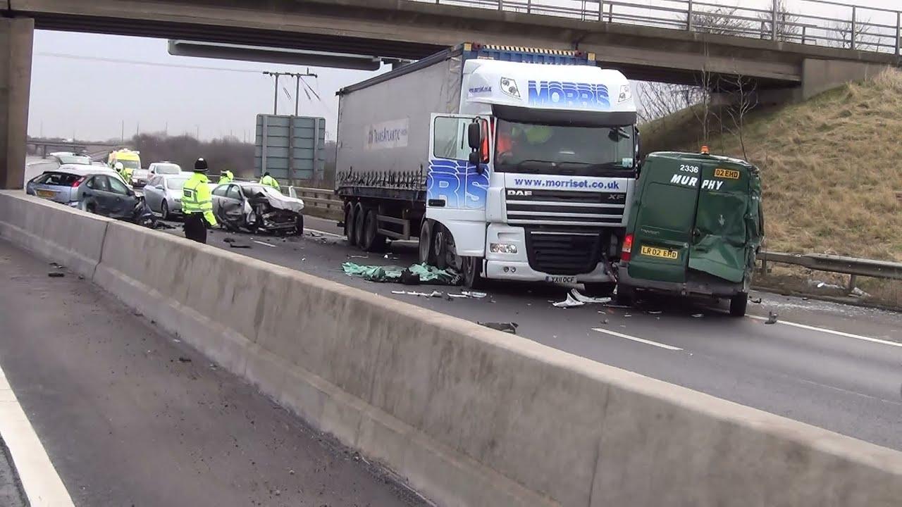 Doncaster Car Crash