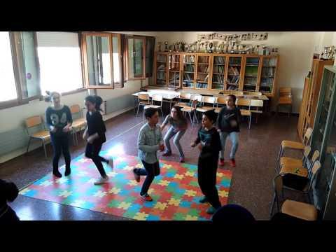 bideo 3 zikloak zirku koreografia
