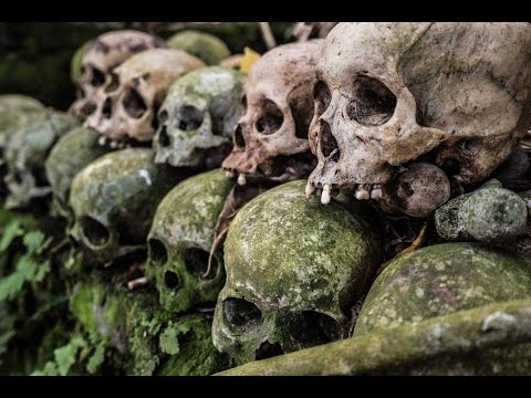 Skull Island Found Human Remains *GRAPHIC WARNING*