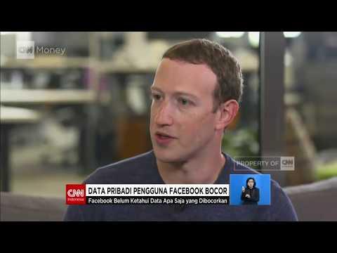 Waduh! Data Pribadi Pengguna Facebook Bocor