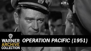 Operation Pacific (1951) - Sinking a Japanese Sub