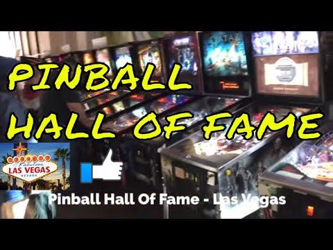 Pinball Hall of Fame Museum walk-through in Las Vegas Nevada