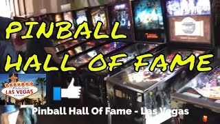 Pinball Hall of Fame Museum walk-through in Las Vegas Nevada