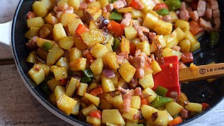 Delicious Breakfast Potatoes   Skillet Potatoes