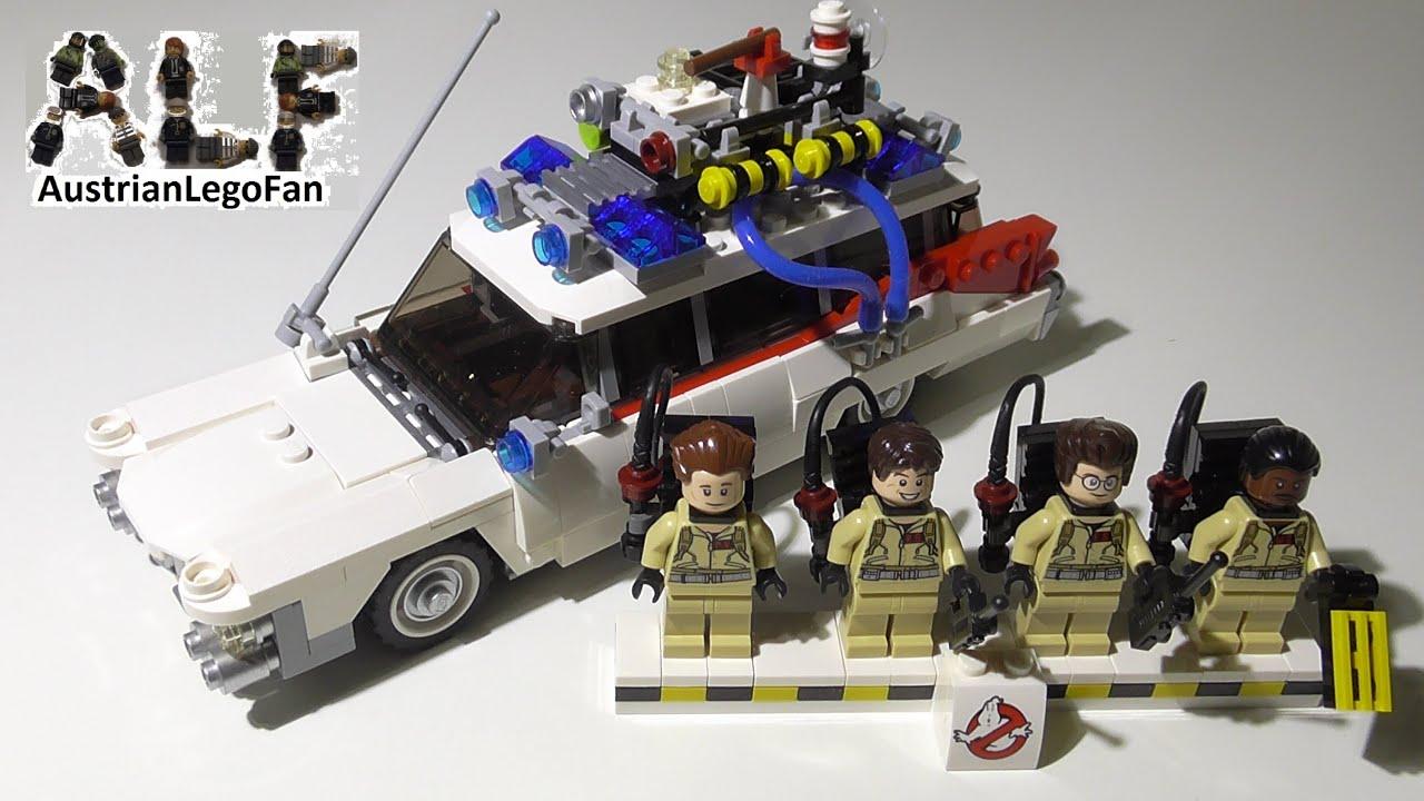 LEGO ® Ghostbuster Minifigur Egon Spengler aus ECTO 1 21108 LEGO Minifiguren