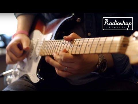 Radioshop Pickups with Chris Buck ID:Chris Buck '57 Stratocaster Pickup Set G&L Legacy