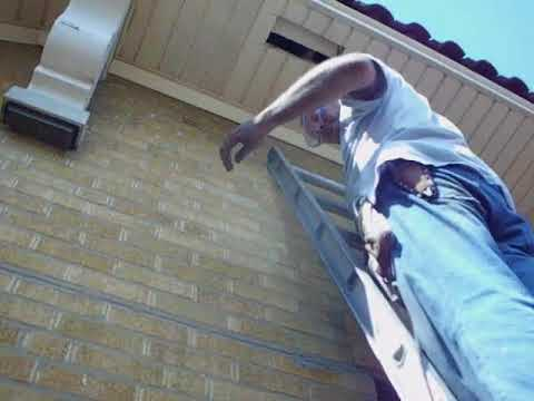 How To Install Additional Eave Vents Into Exisintg