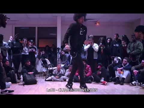 Larry (Les Twins) - Finale - Motor Music (CLEAR AUDIO)