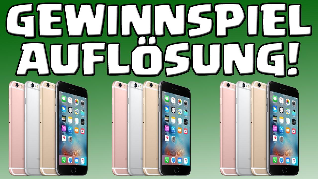 iphone 6s gewinnspiel