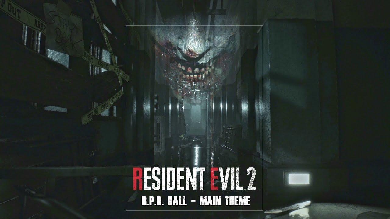resident evil 2 remake rpd