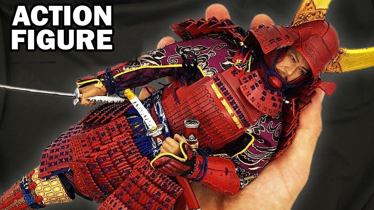 Authentic Samurai Figure//Figurine Armor Series Honda Tadakatsu