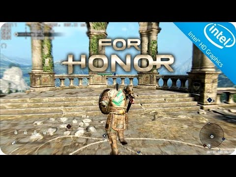 Intel HD 4600 Gaming | For Honor Gameplay & Frame Rate