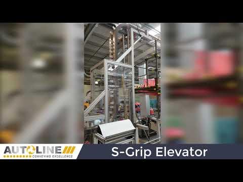 Autoline S Grip Elevator Conveyor
