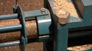 Repeat youtube video Brykieciarka Hydrauliczna BH2  słoma    wydajnośc  250 kg/h  11Kw  biurobrykieciarka@wp.pl