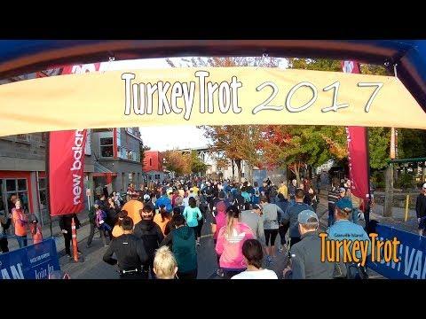 Granville Island Turkey Trot 10k - 2017