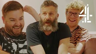 Alex Brooker Talks to The Last Leg Boys | Sink or Swim for Stand Up To Cancer
