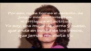 De Carne o Hueso - Helenita Vargas Letra