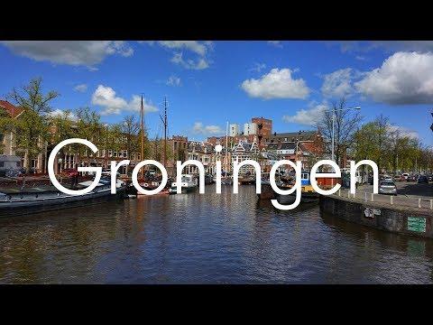 Trip to Groningen and Bremen - Spring 2017 [Xiaomi Yi]