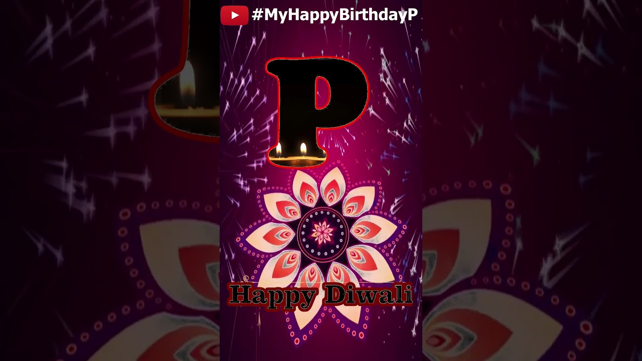 P | Happy Diwali Whatsapp Status Video P | Diwali Wishes ||