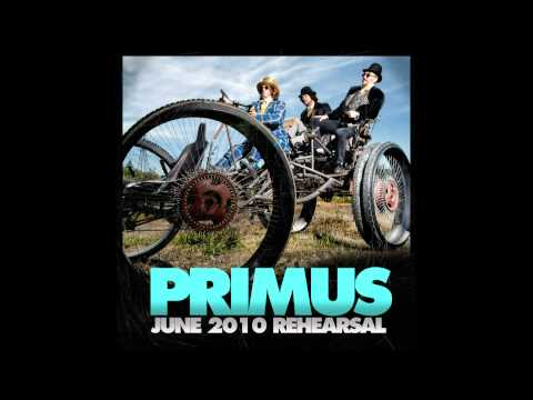 Primus - June  2010 Rehearsal (Audio Only)