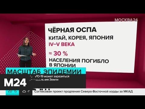 Эксперты допустили заражение коронавирусом двух третей населения Земли - Москва 24