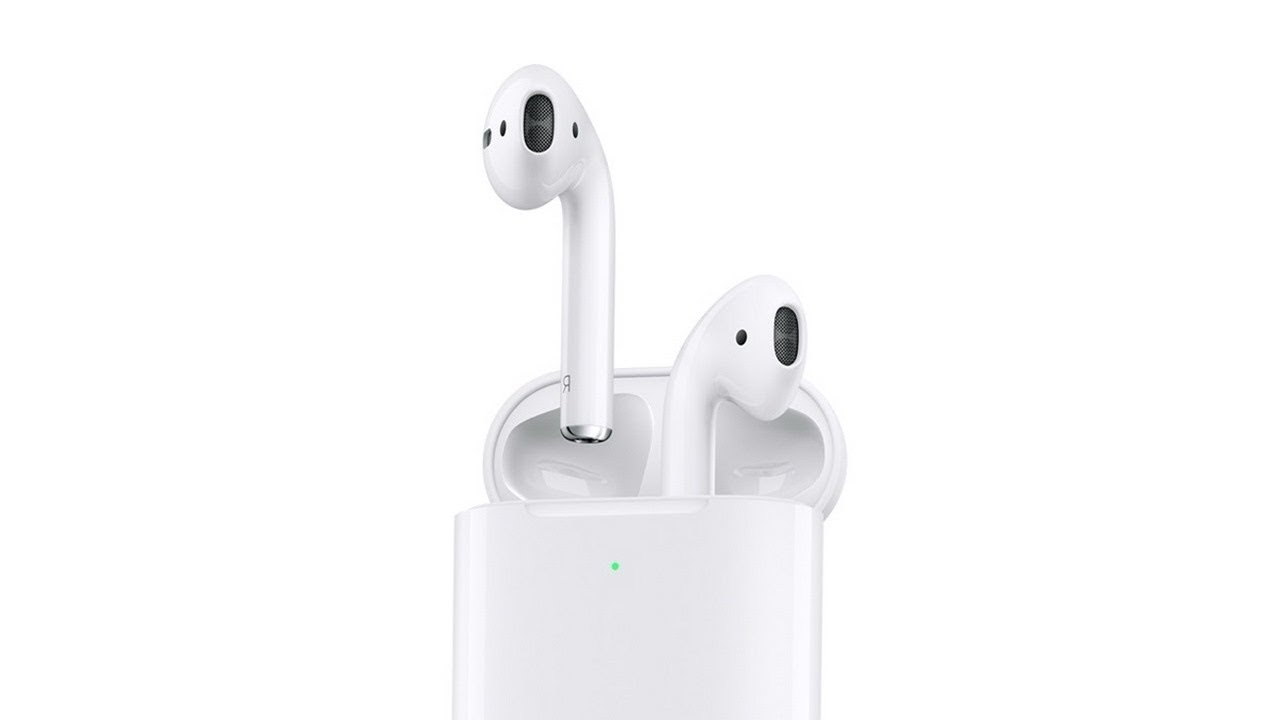 9cda8b5a035 Apple announces second generation AirPods, with wireless charging case and  a new H1 chip.
