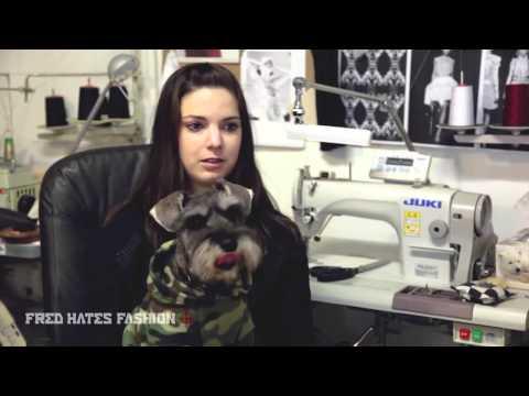 Sonya Kraan - FRED HATES FASHION Interview