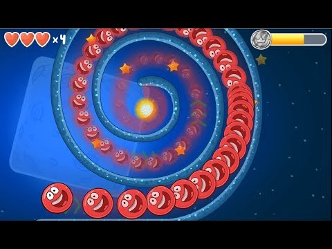 RED BALL 4 Super Ball in Battle For The Moon with Boss Fight!!! |