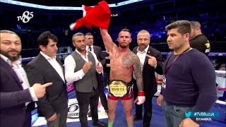 Murat KAZGAN vs. Wolfgang WALLNER / VENDETTA MMA WORLD TITLE