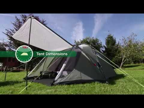 Coleman® Rock Springs 3 - lightweight 3 man c&ing dome tent & Coleman® Rock Springs 3 - lightweight 3 man camping dome tent ...