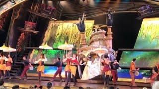 🔴 Disneyland Live! Blue Fairy & Redd | DisneyiRLTV Live Stream