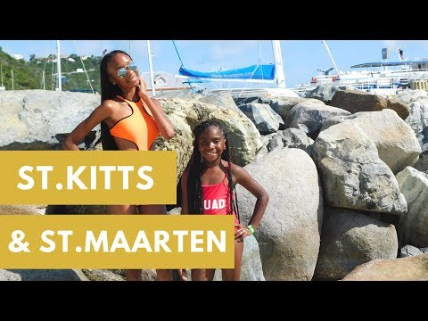 TRAVEL WITH ME|| FROM ST.KITTS TO ST.MAARTEN