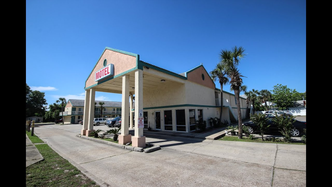 Coconut Grove Motor Inn Panama City Beach Florida Motel Als