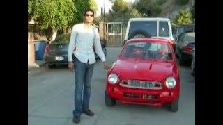 Vehiculo ecologico Conversion de vehiculo electrico Mexico honda coupe 600 1972