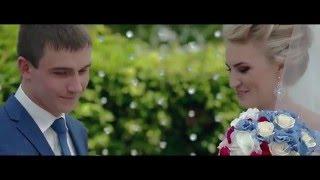 Свадьба в цвете ультрамарин Вадима и Ольги 2015