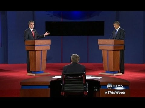 Social Media's Impact on 2012 Presidential Election : 'This Week' Panel Discussion