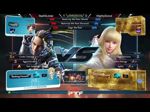Exhibition Match #7 - ItsaMeJose vs MightyDonut
