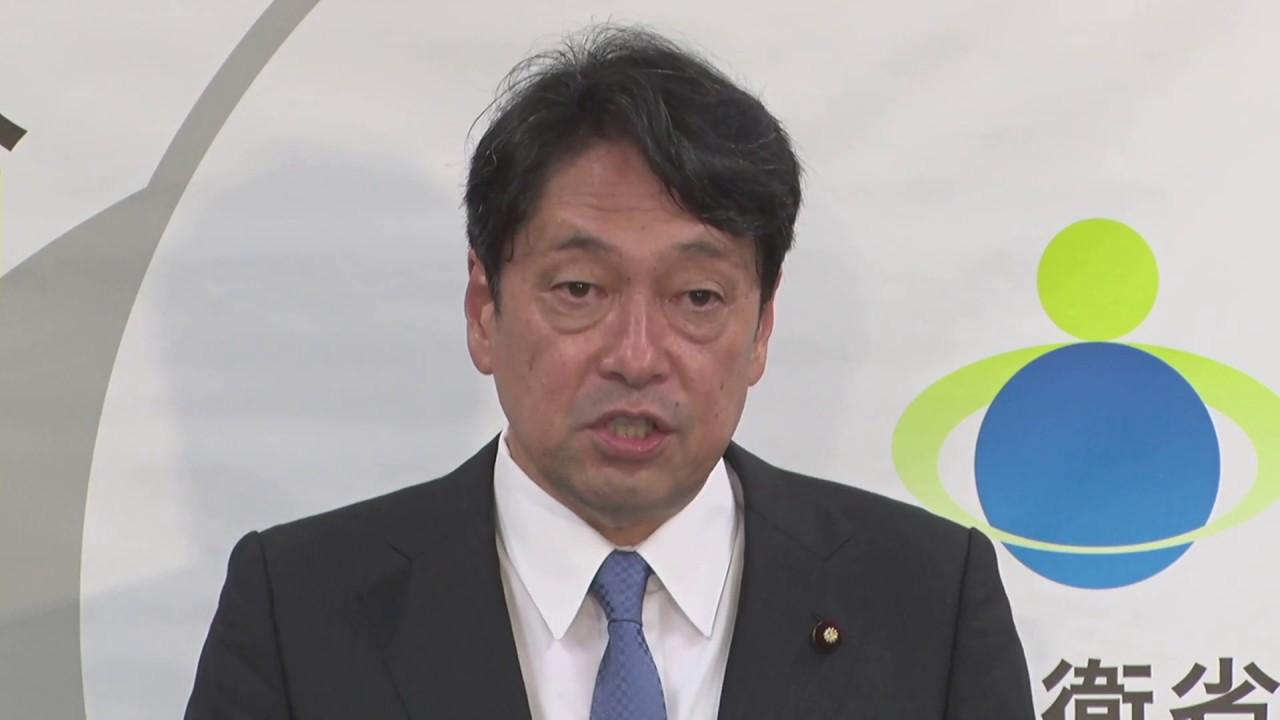 内閣改造】防衛相に再起用 小野...