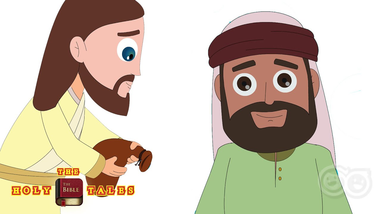 Stories of Jesus | Animated Children's Bible Stories | Holy Tales