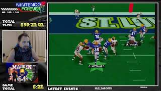 N64Ever / #165 - Madden Football 64