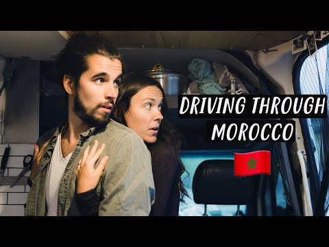FIRST IMPRESSIONS OF VAN LIFE MOROCCO (North Africa Road Trip)